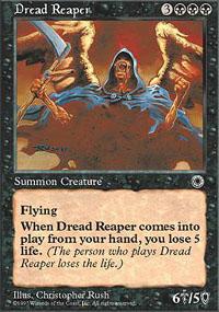 Dread Reaper - Portal