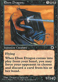 Ebon Dragon - Portal