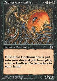 Endless Cockroaches - Portal