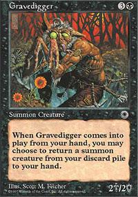 Gravedigger - Portal