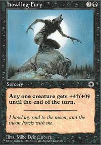 Howling Fury - Portal