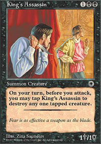 King's Assassin - Portal