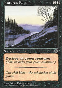 Nature's Ruin - Portal