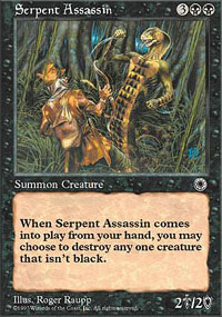 Serpent Assassin - Portal