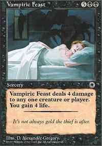Vampiric Feast - Portal