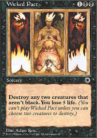Wicked Pact - Portal