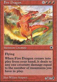 Fire Dragon - Portal