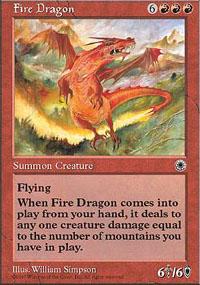 Fire Dragon - Portal