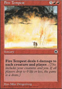 Fire Tempest - Portal