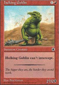 Hulking Goblin - Portal