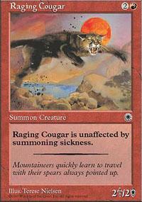 Raging Cougar - Portal