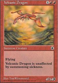 Volcanic Dragon - Portal