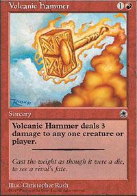 Volcanic Hammer - Portal