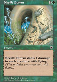 Needle Storm - Portal