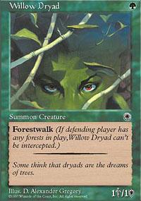 Willow Dryad - Portal
