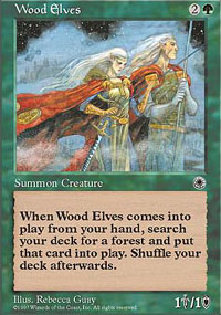 Wood Elves - Portal