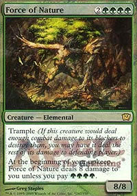 Force of Nature - Prerelease