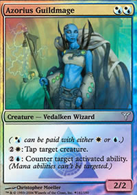 Azorius Guildmage - Prerelease