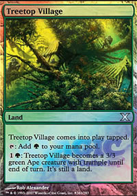 Treetop Village - Prerelease