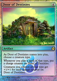 Door of Destinies - Prerelease Promos