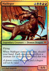 Malfegor - Prerelease Promos