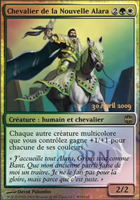 Knight of New Alara - Prerelease Promos