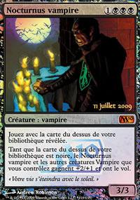 Vampire Nocturnus - Prerelease Promos