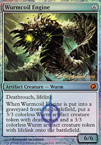 Wurmcoil Engine - Prerelease Promos