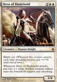 Hero of Bladehold - Prerelease Promos