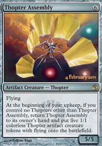 Thopter Assembly - Prerelease Promos