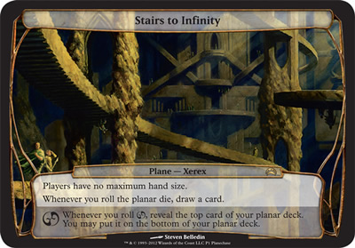 Stairs to Infinity - Prerelease