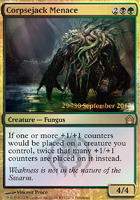 Corpsejack Menace - Prerelease Promos