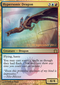 Hypersonic Dragon - Prerelease