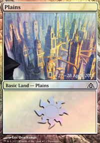 Plains - Prerelease Promos