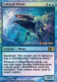 Colossal Whale - Prerelease
