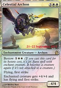 Celestial Archon - Prerelease Promos