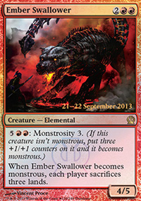 Ember Swallower - Prerelease