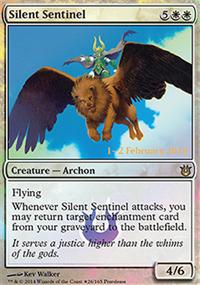 Silent Sentinel - Prerelease Promos