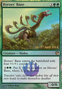 Heroes' Bane - Prerelease