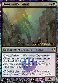 Doomwake Giant - Prerelease