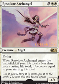 Resolute Archangel - Prerelease