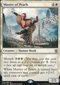 Master of Pearls - Prerelease