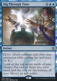 Dig Through Time - Prerelease