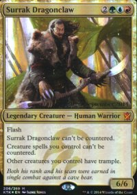 Surrak Dragonclaw - Prerelease