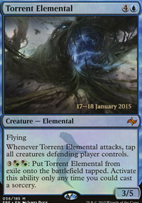 Torrent Elemental - Prerelease