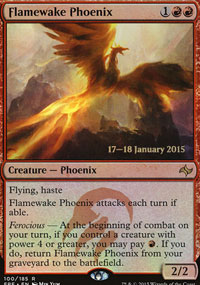Flamewake Phoenix - Prerelease