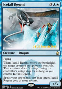 Icefall Regent - Prerelease Promos