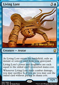 Living Lore - Prerelease