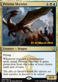 Pristine Skywise - Prerelease Promos