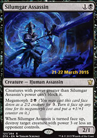 Silumgar Assassin - Prerelease